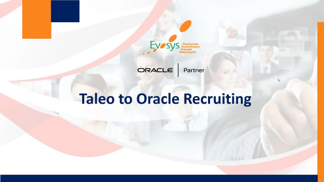 Migrate Taleo Efficiently to Oracle Recruiting