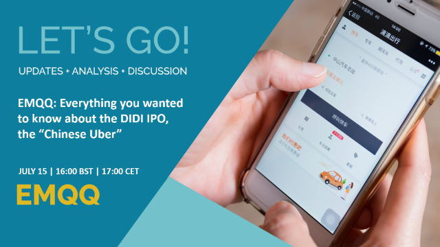 """EMQQ: Everything you wanted to know about the DIDI IPO, the """"Chinese Uber"""""""