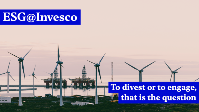 To divest or to engage, that is the question