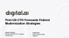 First US CTO Forecasts Federal Modernization Strategies