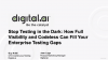 How Full Visibility and Codeless Can Fill Your Enterprise Testing Gaps