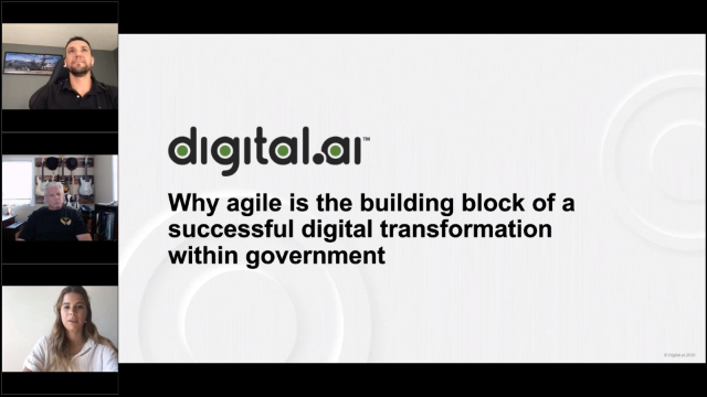 Why agile is key to a successful digital transformation within government