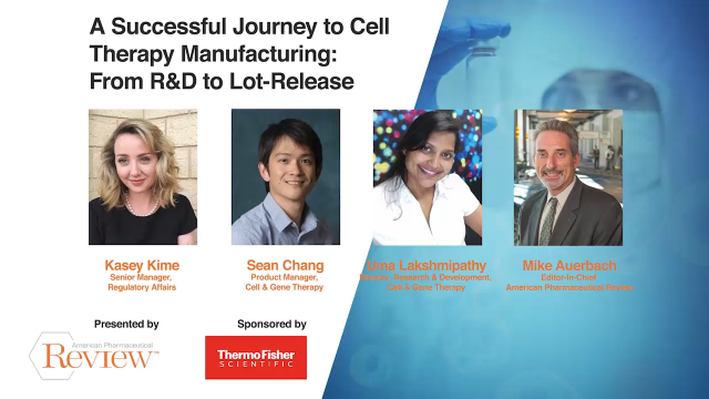 A Successful Journey to Cell Therapy Manufacturing: From R&D to Lot-Release
