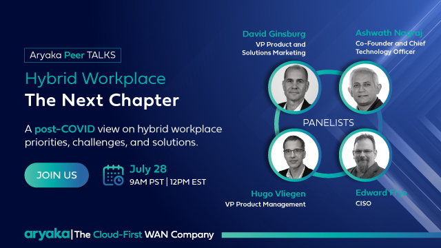 Hybrid Workplaces | TheNext Chapter: Key findings from our annual WAN report