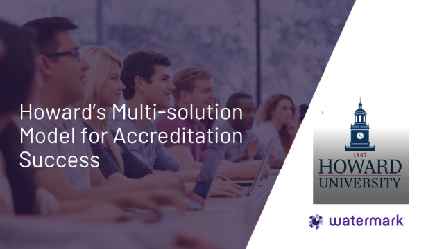 Howard's Multi-solution Model for Accreditation Success