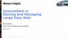 Innovations in Storing and Managing Live Data Sets