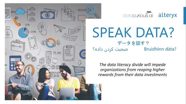 Data Literacy - The Analytic Cultural Revolution
