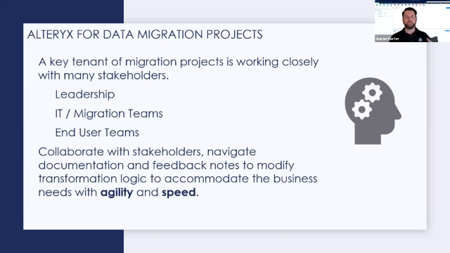 Migrations Made Easy With Alteryx