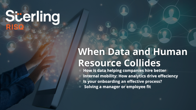 When Data and Human Resources Collide