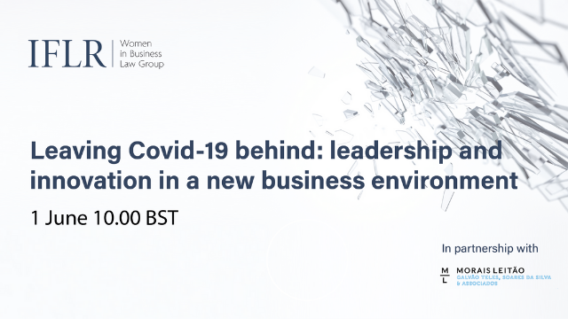 Leaving Covid-19 behind leadership and innovation in a new business environment