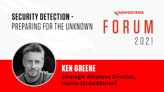 Security Detection - Preparing for the Unknown