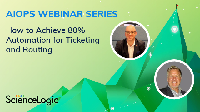 How to Achieve 80% Automation for Ticketing and Routing