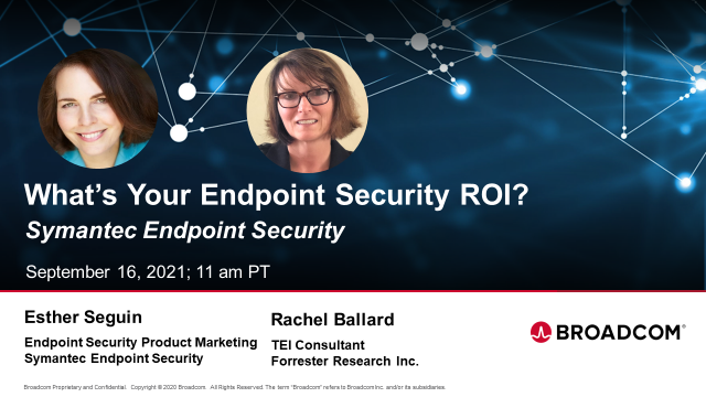 What's Your Endpoint Security ROI?
