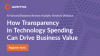 How Transparency in Technology Spending Can Drive Business Value