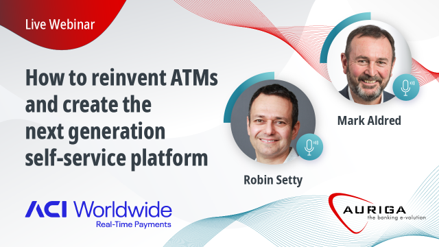 How to reinvent ATMs and create the next generation self-service platform