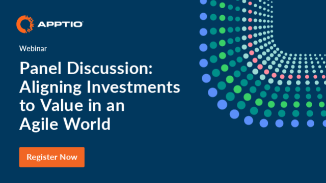 Panel Discussion: Aligning Investments to Value in an Agile World