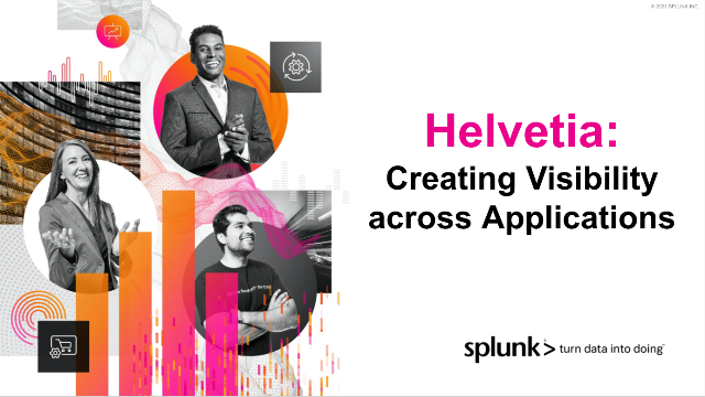 Helvetia: Creating Visibility across Applications