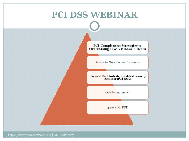 PCI-Compliance: Strategies to Overcoming IT & Business Hurdles
