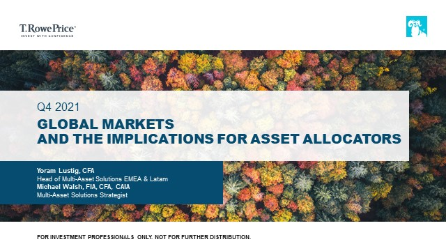 Global Markets and the Implications for Asset Allocators – Q4 2021