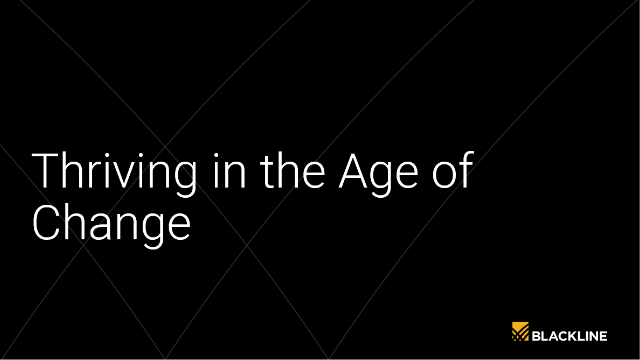 Thriving in the Age of Change