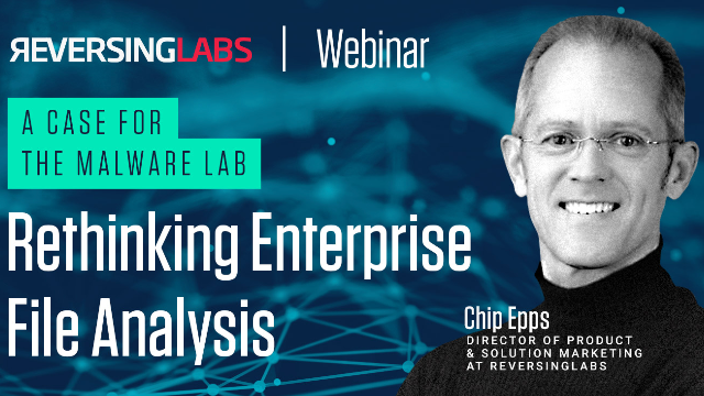 Rethinking Enterprise File Analysis: A Case For the Malware Lab