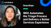 WEX Automates the Triage Process and Delivers a Better Service Experience