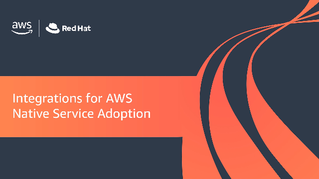 Red Hat OpenShift Integrations with Native AWS Services