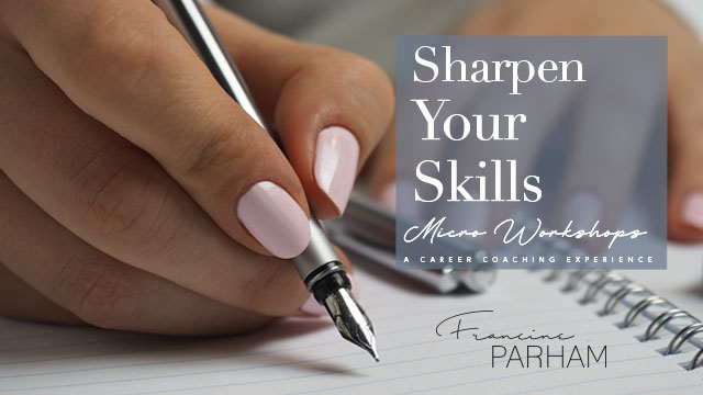 Telling Your Professional Story to Advance Your Career