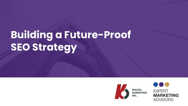 Building a Future-Proof SEO Strategy