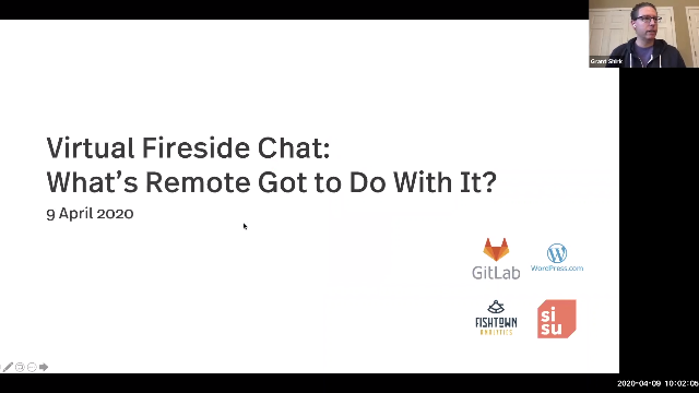 What's Remote Got To Do With It? Making Analytics More Collaborative
