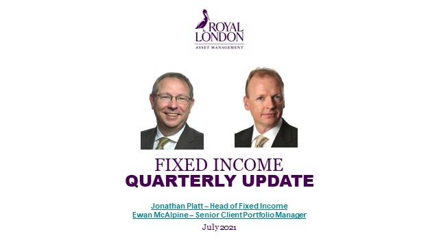 Fixed income quarterly update