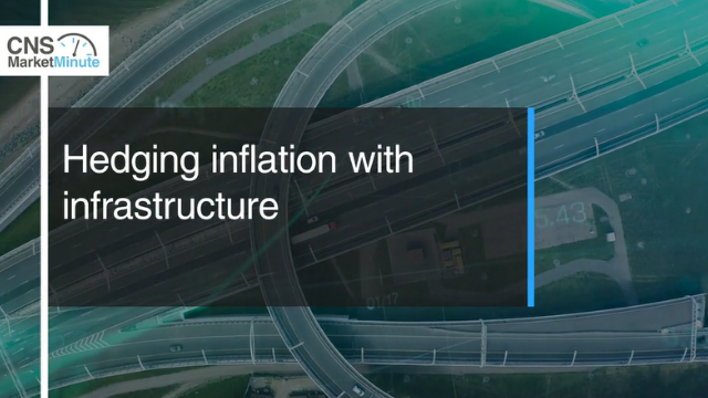 Hedging inflation with infrastructure