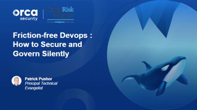 Friction Free DevOps - How to Secure and Govern Silently