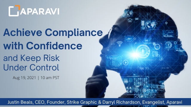 Achieve Compliance with Confidence and Keep Risk Under Control