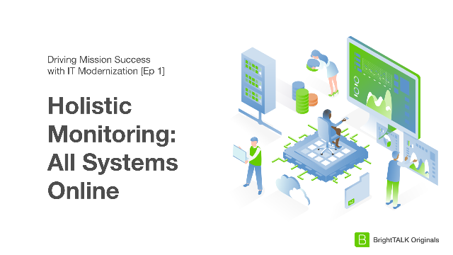 Holistic Monitoring: All Systems Online