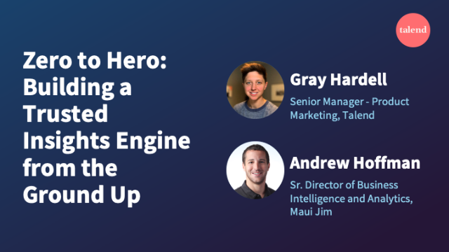 Zero to Hero: Building a Trusted Insights Engine from the Ground Up