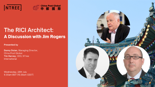 The RICI Architect: A Discussion with Jim Rogers