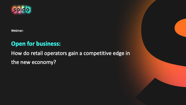 How do retail operators gain a competitive edge in the new economy?