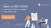 Introduction to ISO 27001