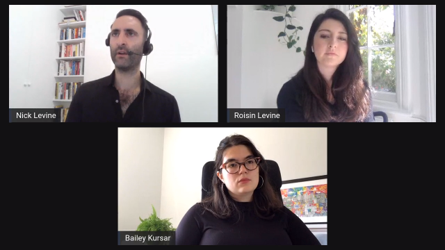 The future of cash with Roisin Levine and Bailey Kursar (The Spend Show Ep 1)