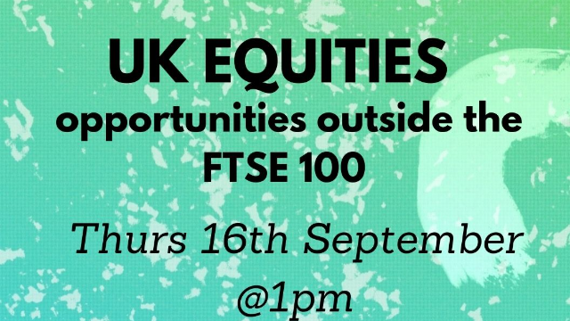 HOT TOPIC UK equities – opportunities outside the FTSE 100