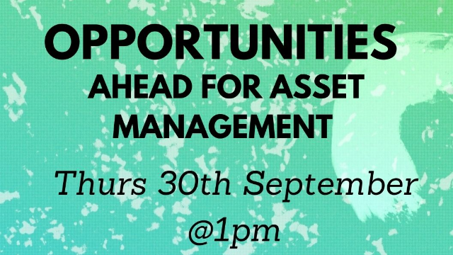 HOT TOPIC Opportunities ahead for asset management