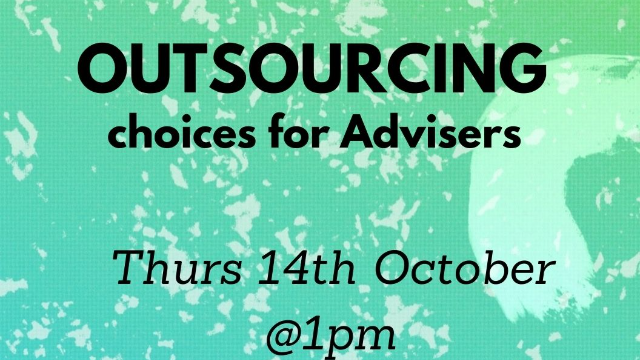 HOT TOPIC Outsourcing choices for advisers