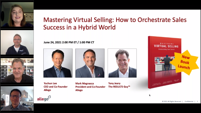 Mastering Virtual Selling: How to Orchestrate Sales Success in a Hybrid World