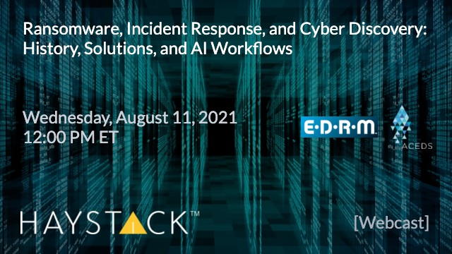 From Ransomware to Cyber Discovery: History, Solutions, and AI Workflows