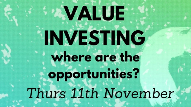 HOT TOPIC Value investing - where are the opportunities?