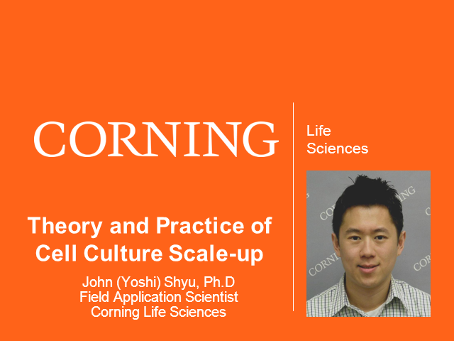 Theory and Practice of Cell Culture Scale-up: A Beginner's Guide for Scaling Up