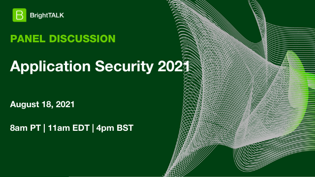 Application Security 2021