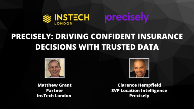 Precisely: Driving Confident Insurance Decisions with Trusted Data