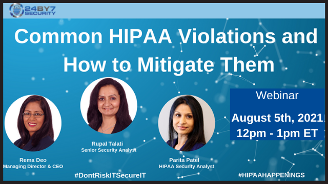 Flashback: Common HIPAA Violations and How To Mitigate Them